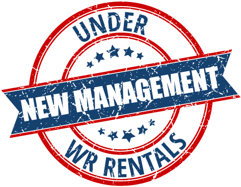 WR Rentals is Under New Management