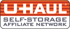 Official U-Haul  Self-Storage Logo